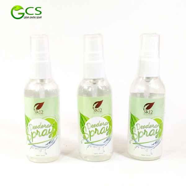 deodorant spray sr12