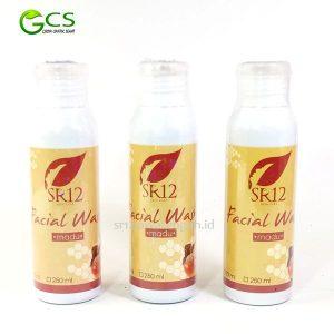facial wash madu