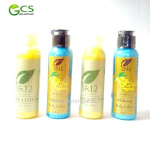 whitening body lotion sr12