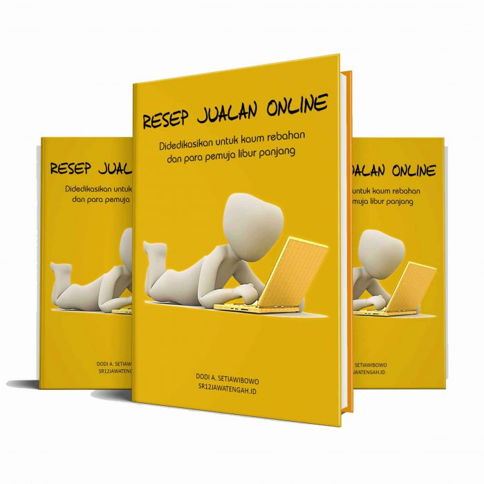 Ebook resep jualan online